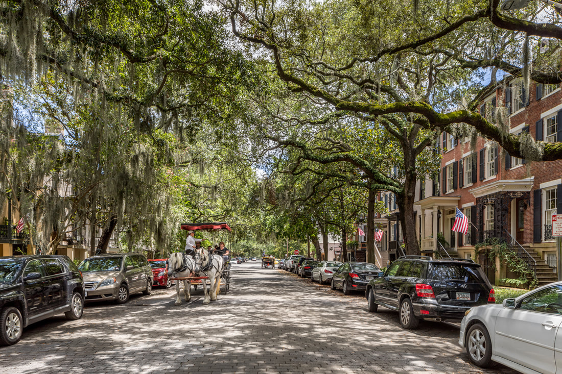 Around Us - Romantic Things to Do in Savannah, GA - Hamilton Turner Inn